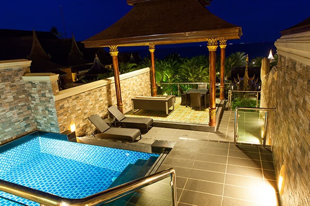 아마타라 푸라 풀 빌라스(Ammatara Pura Pool Villas) Hotel Image 30 - Terrace/Patio
