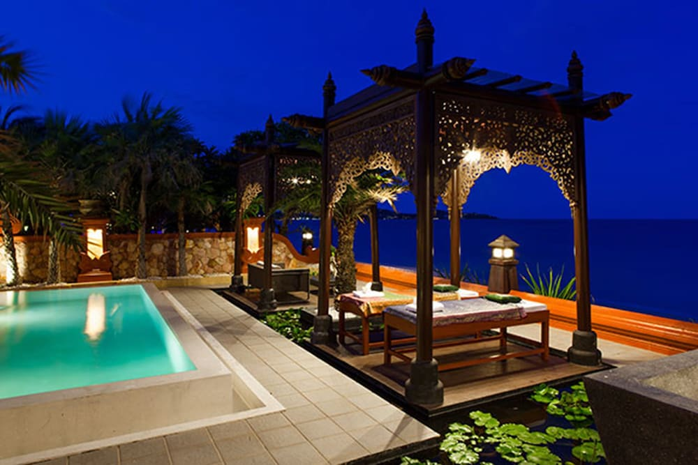 아마타라 푸라 풀 빌라스(Ammatara Pura Pool Villas) Hotel Thumbnail Image 32 - Terrace/Patio