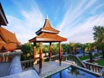아마타라 푸라 풀 빌라스(Ammatara Pura Pool Villas) Hotel Thumbnail Image 72 - Property Grounds