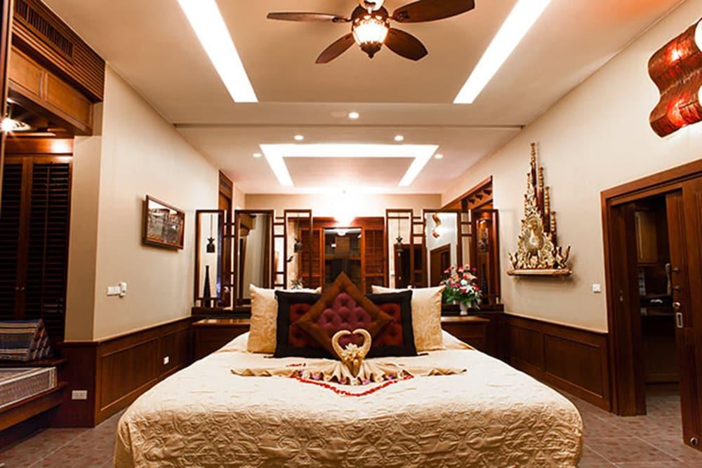 아마타라 푸라 풀 빌라스(Ammatara Pura Pool Villas) Hotel Image 11 - 객실