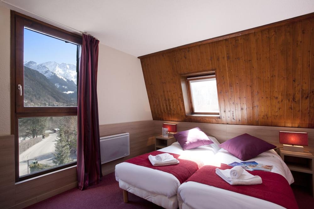 호텔 클럽 mmv 르 몽트 비앙코(Hôtel Club mmv Le Monte Bianco) Hotel Image 7 - Guestroom