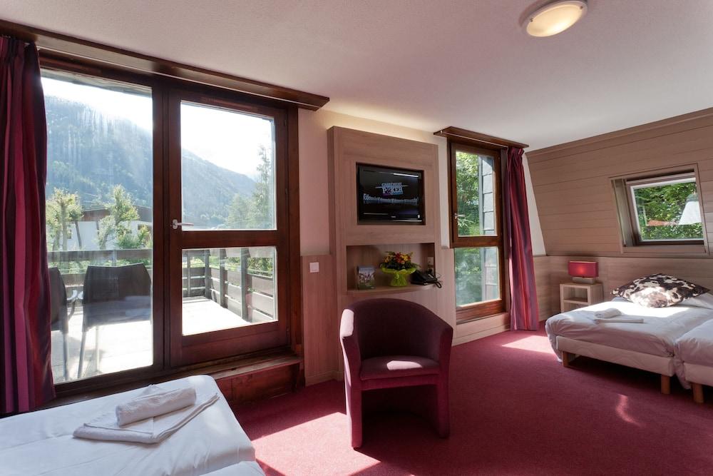 호텔 클럽 mmv 르 몽트 비앙코(Hôtel Club mmv Le Monte Bianco) Hotel Image 9 - Living Area