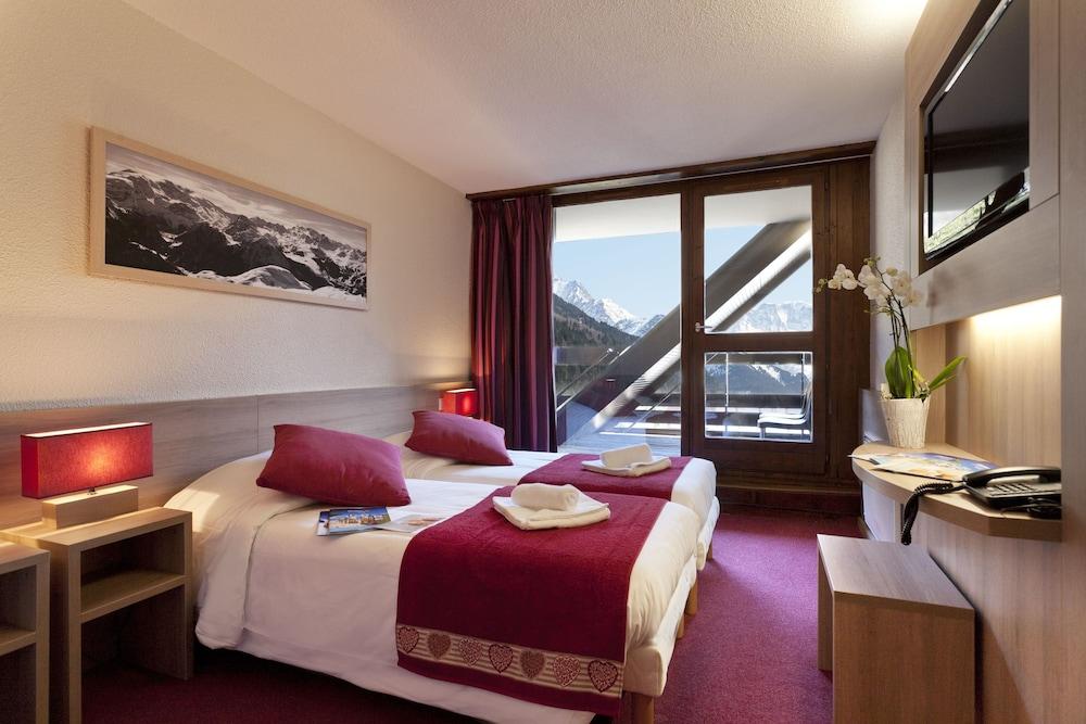 호텔 클럽 mmv 르 몽트 비앙코(Hôtel Club mmv Le Monte Bianco) Hotel Image 5 - Guestroom