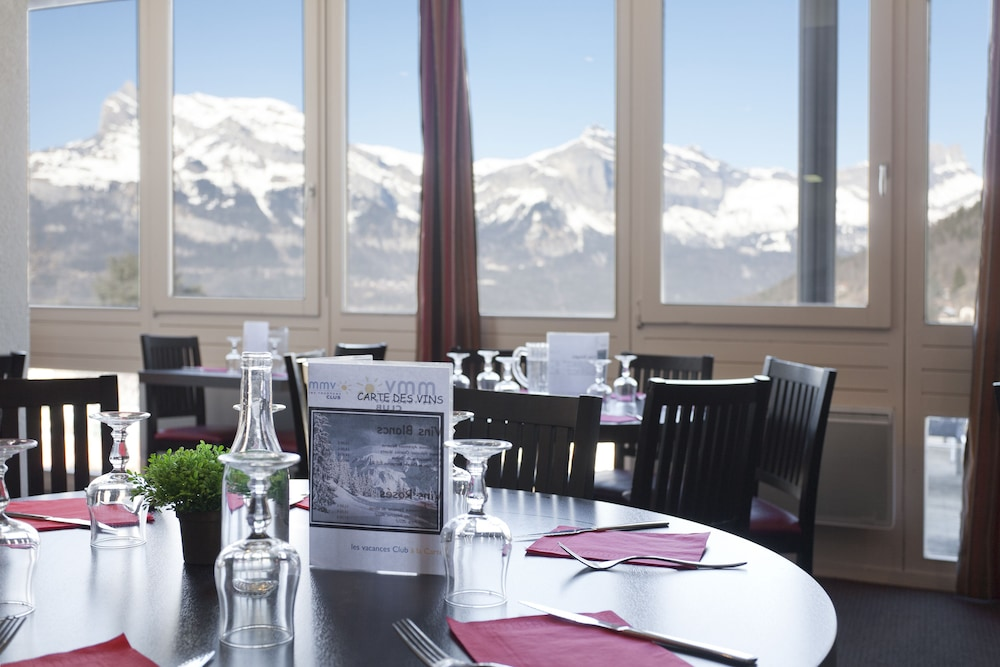 호텔 클럽 mmv 르 몽트 비앙코(Hôtel Club mmv Le Monte Bianco) Hotel Image 22 - Dining