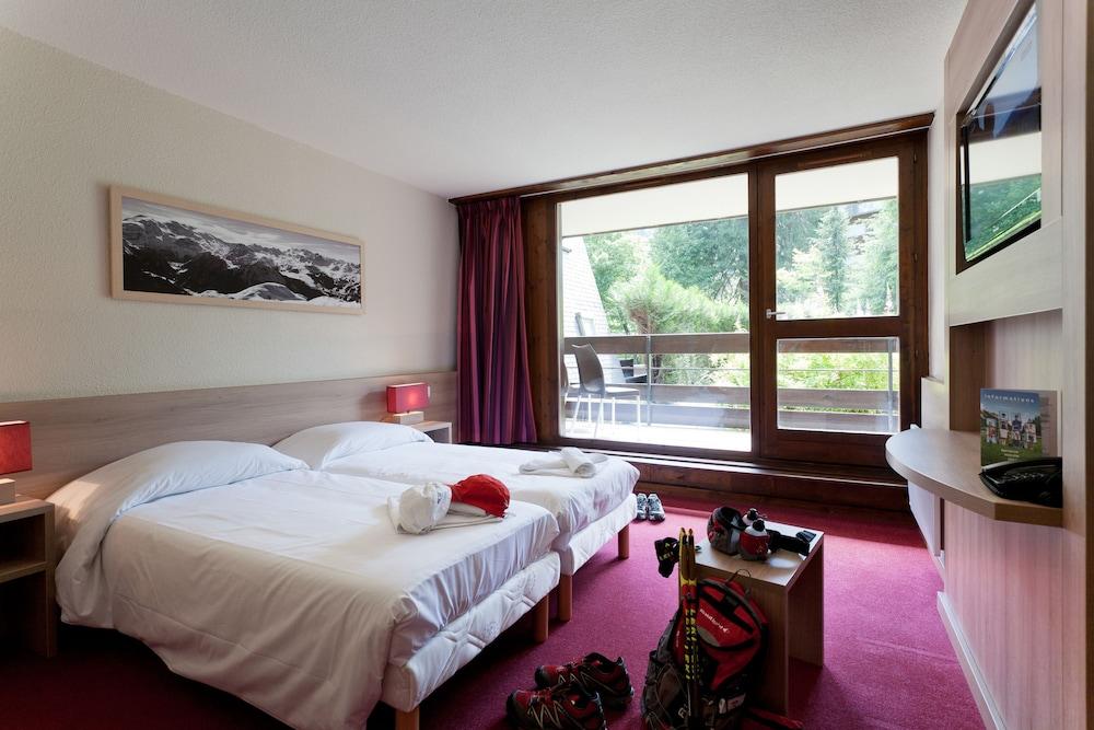 호텔 클럽 mmv 르 몽트 비앙코(Hôtel Club mmv Le Monte Bianco) Hotel Image 8 - Guestroom