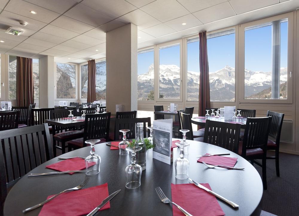 호텔 클럽 mmv 르 몽트 비앙코(Hôtel Club mmv Le Monte Bianco) Hotel Image 23 - Restaurant