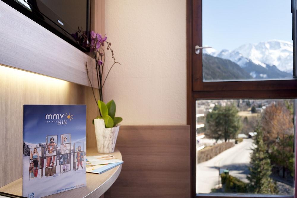 호텔 클럽 mmv 르 몽트 비앙코(Hôtel Club mmv Le Monte Bianco) Hotel Image 3 - Guestroom