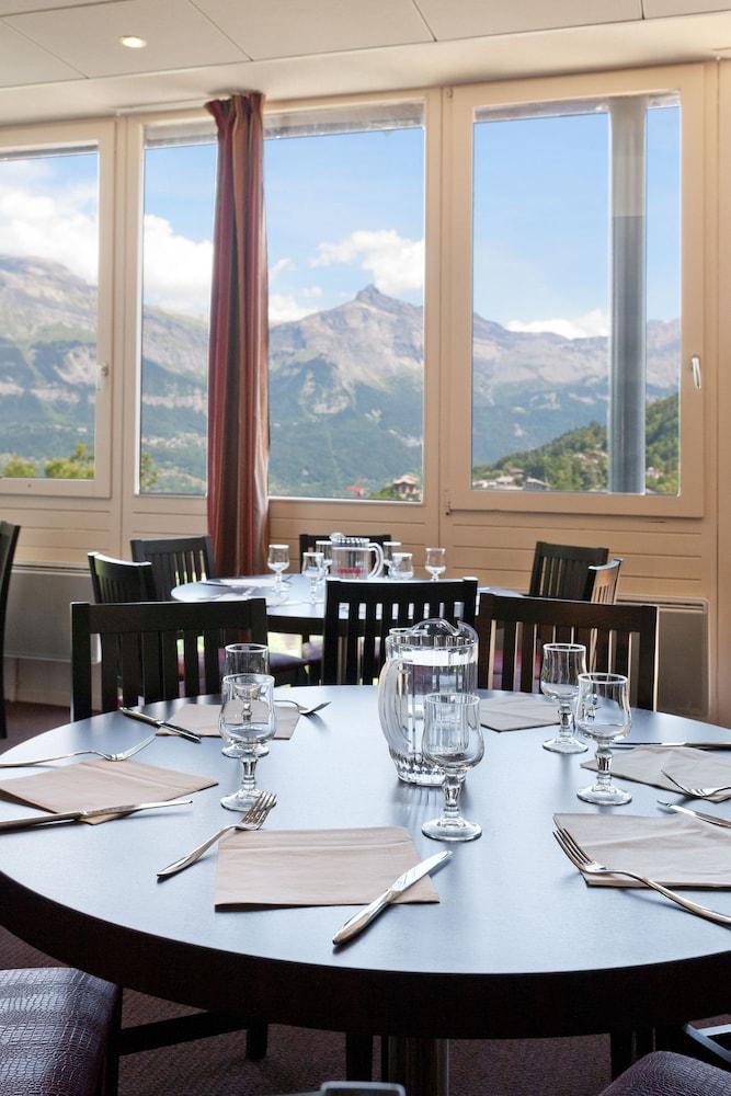 호텔 클럽 mmv 르 몽트 비앙코(Hôtel Club mmv Le Monte Bianco) Hotel Image 24 - Restaurant