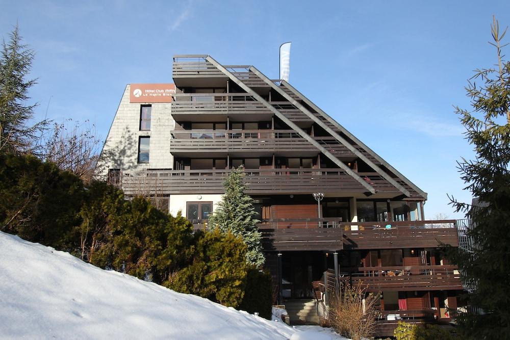 호텔 클럽 mmv 르 몽트 비앙코(Hôtel Club mmv Le Monte Bianco) Hotel Image 33 - Exterior
