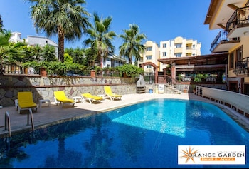 Orange Garden Apart Hotel - Pool  - #0