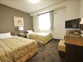 Twin Room, 2 Twin Beds, Smoking