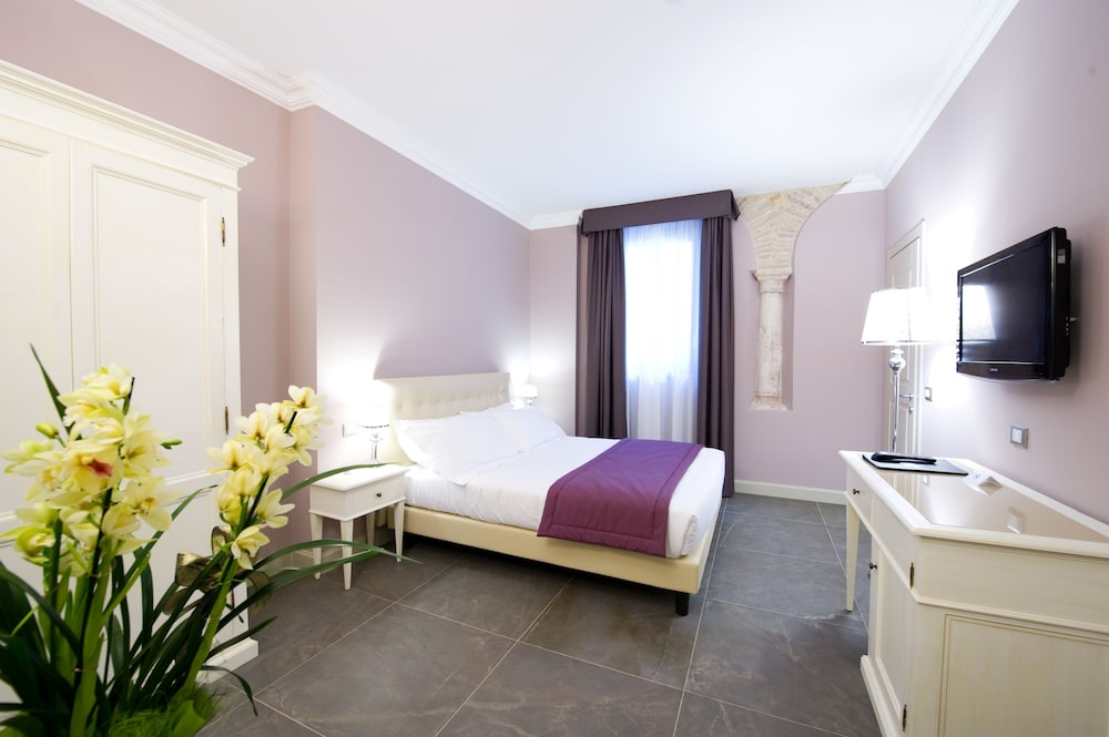 팔라초 데이 메르칸티 - 디모라 스토리카(Palazzo dei Mercanti - Dimora Storica) Hotel Image 4 - Guestroom