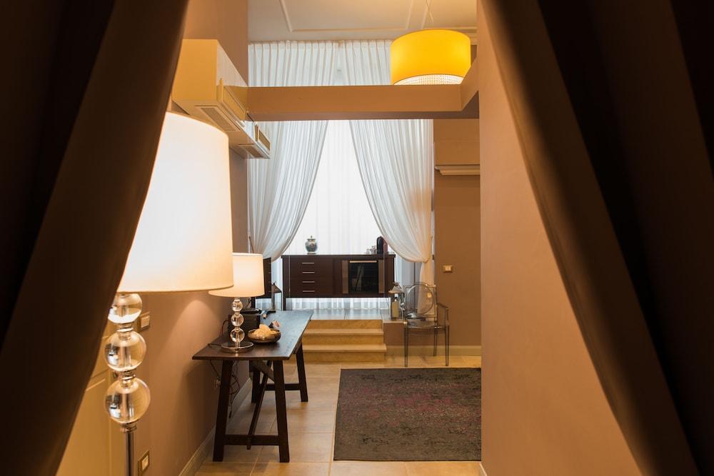 팔라초 데이 메르칸티 - 디모라 스토리카(Palazzo dei Mercanti - Dimora Storica) Hotel Image 11 - Guestroom