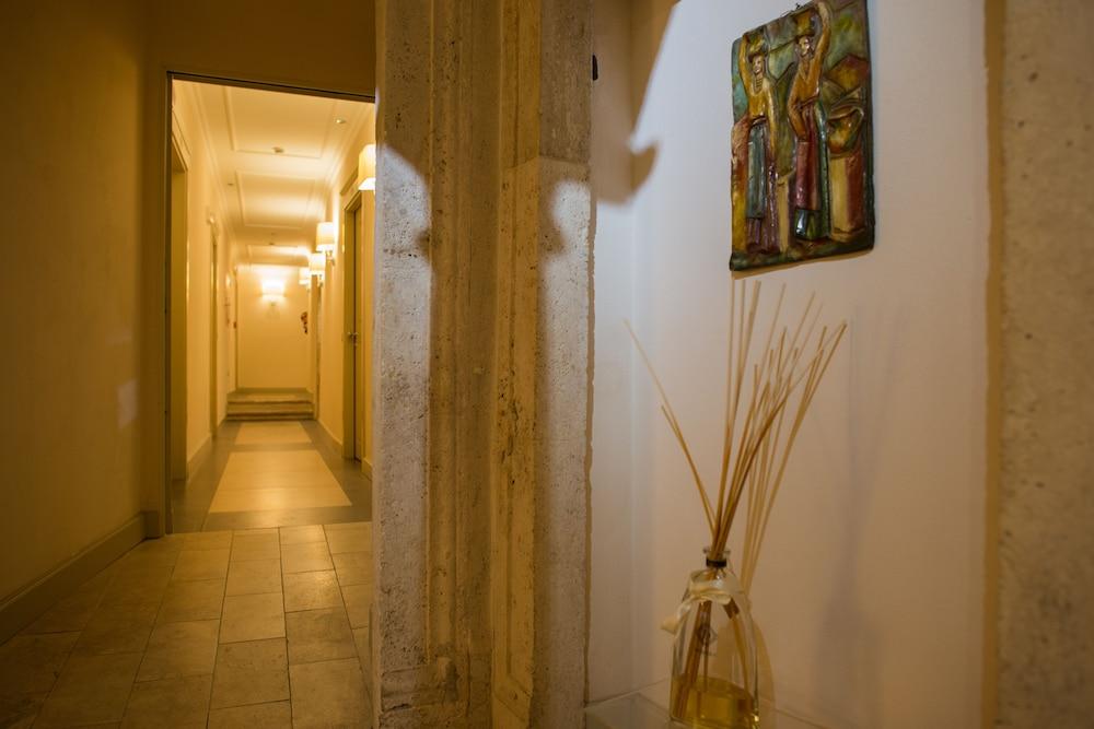 팔라초 데이 메르칸티 - 디모라 스토리카(Palazzo dei Mercanti - Dimora Storica) Hotel Image 54 - Hallway