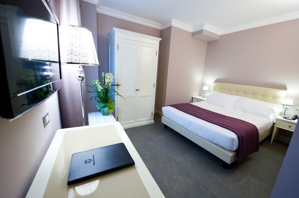 팔라초 데이 메르칸티 - 디모라 스토리카(Palazzo dei Mercanti - Dimora Storica) Hotel Image 6 - Guestroom