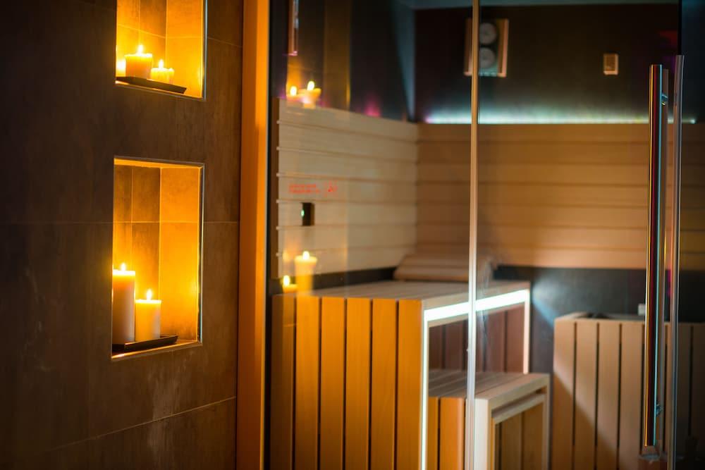 팔라초 데이 메르칸티 - 디모라 스토리카(Palazzo dei Mercanti - Dimora Storica) Hotel Image 37 - Sauna