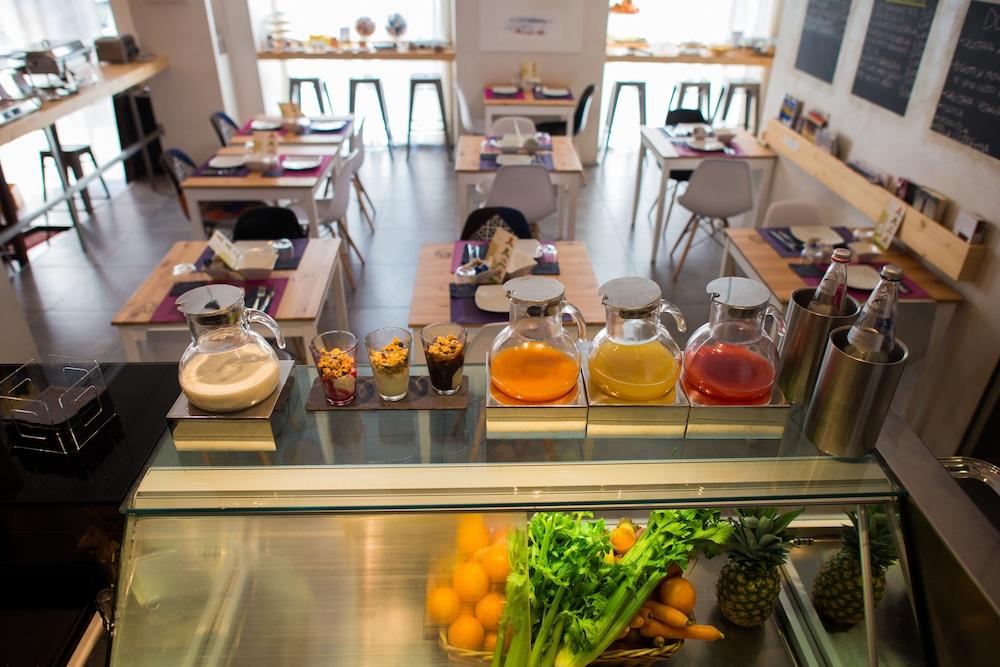 팔라초 데이 메르칸티 - 디모라 스토리카(Palazzo dei Mercanti - Dimora Storica) Hotel Image 45 - Breakfast Area