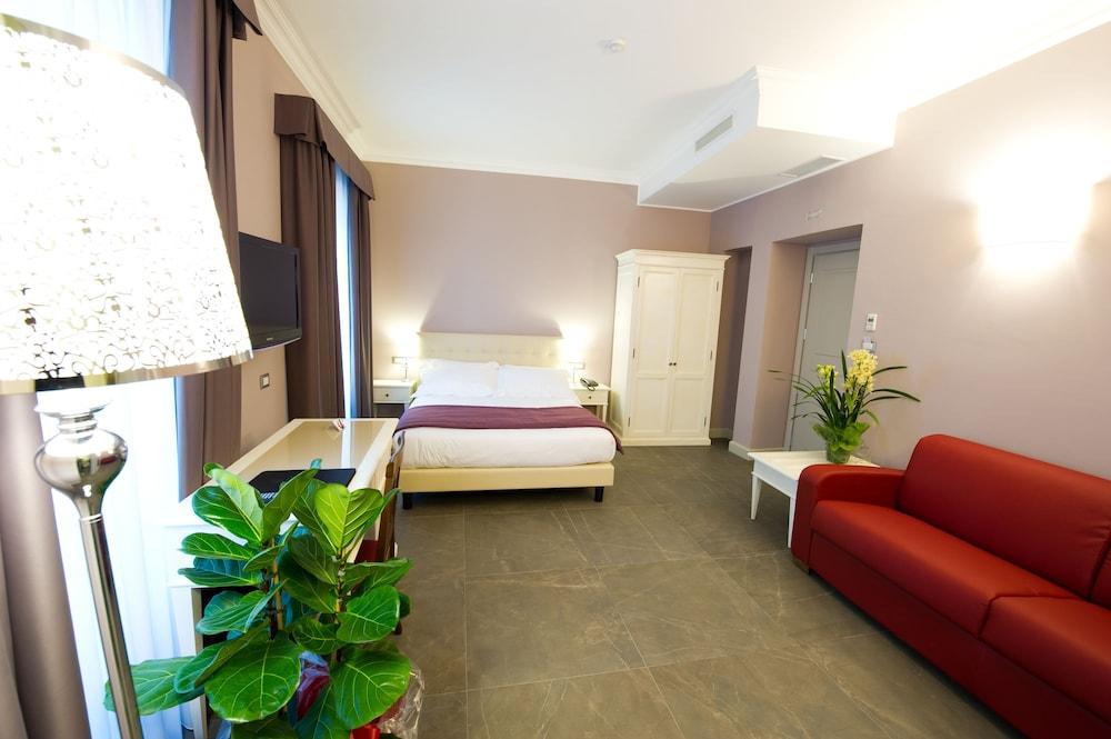 팔라초 데이 메르칸티 - 디모라 스토리카(Palazzo dei Mercanti - Dimora Storica) Hotel Image 7 - Guestroom