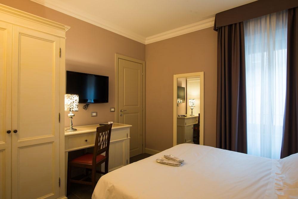 팔라초 데이 메르칸티 - 디모라 스토리카(Palazzo dei Mercanti - Dimora Storica) Hotel Image 12 - Guestroom