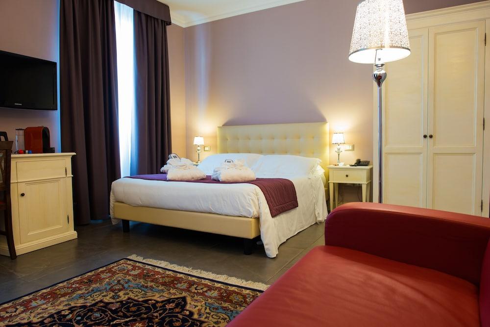 팔라초 데이 메르칸티 - 디모라 스토리카(Palazzo dei Mercanti - Dimora Storica) Hotel Image 8 - Guestroom