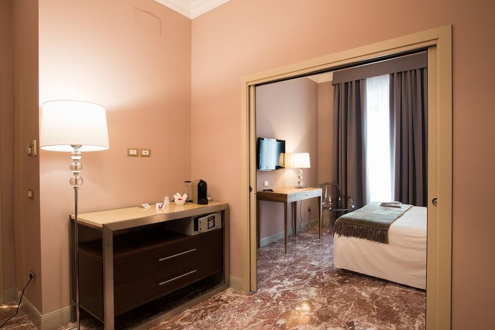 팔라초 데이 메르칸티 - 디모라 스토리카(Palazzo dei Mercanti - Dimora Storica) Hotel Image 17 - Guestroom