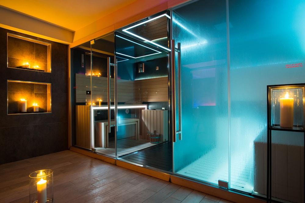팔라초 데이 메르칸티 - 디모라 스토리카(Palazzo dei Mercanti - Dimora Storica) Hotel Image 38 - Sauna