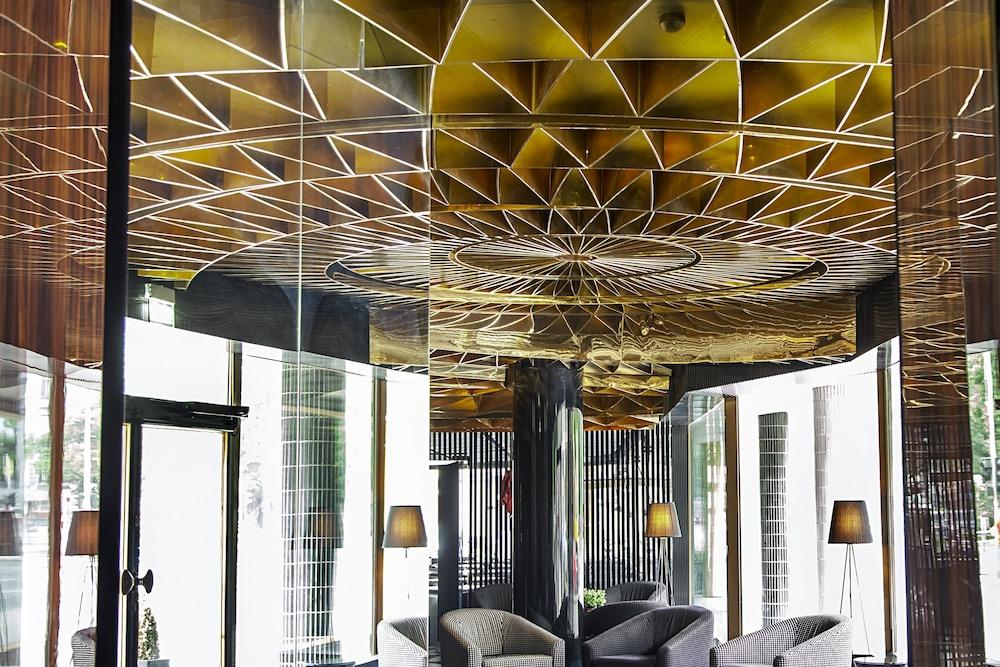 퀜틴 부티크 호텔(Quentin Boutique Hotel) Hotel Image 6 - Lobby Lounge