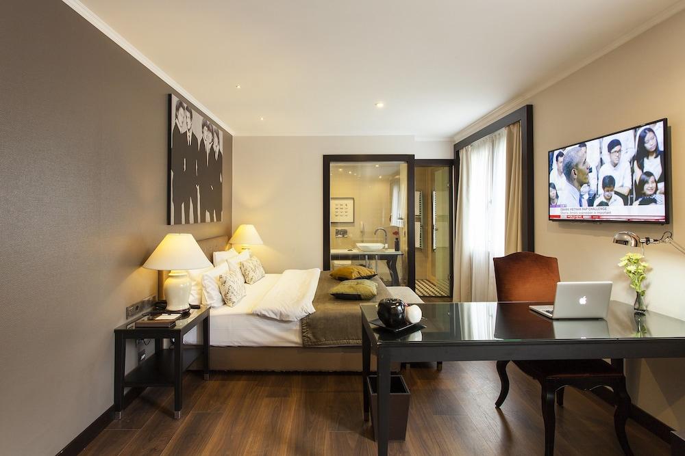 퀜틴 부티크 호텔(Quentin Boutique Hotel) Hotel Image 10 - Guestroom