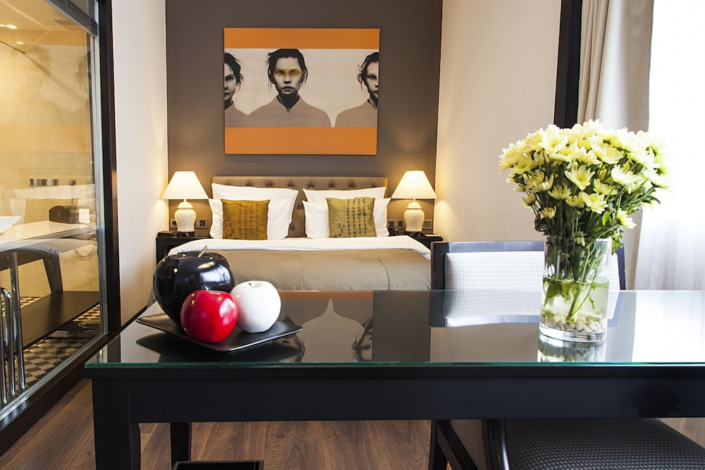 퀜틴 부티크 호텔(Quentin Boutique Hotel) Hotel Image 14 - Guestroom