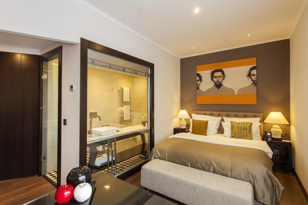 퀜틴 부티크 호텔(Quentin Boutique Hotel) Hotel Image 16 - Guestroom