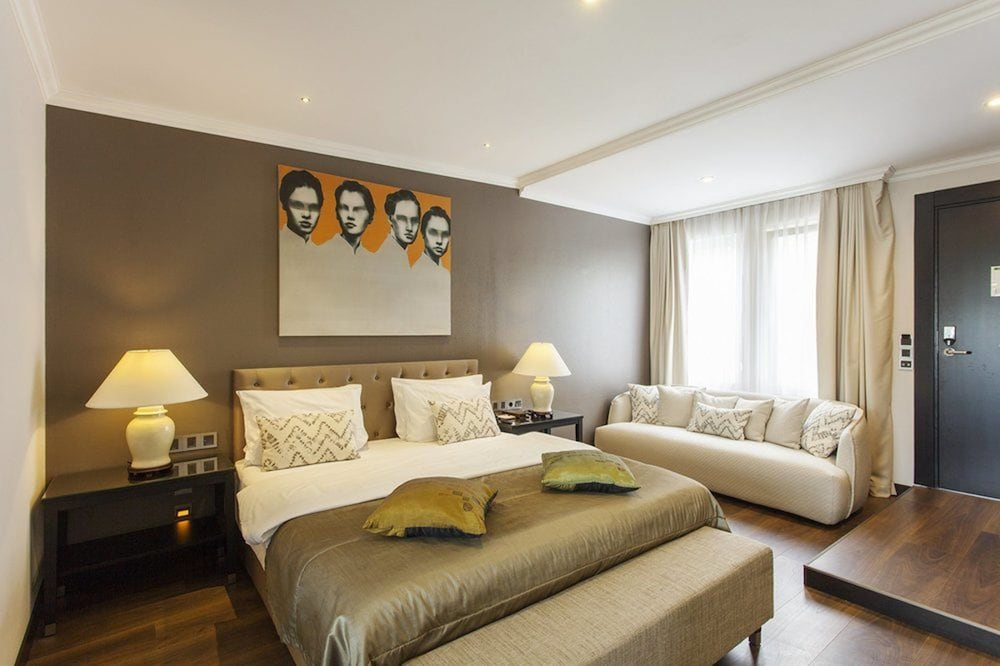 퀜틴 부티크 호텔(Quentin Boutique Hotel) Hotel Image 33 - Guestroom