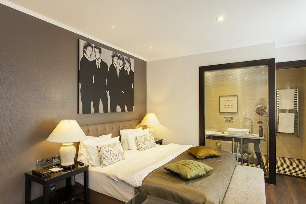 퀜틴 부티크 호텔(Quentin Boutique Hotel) Hotel Image 34 - Guestroom
