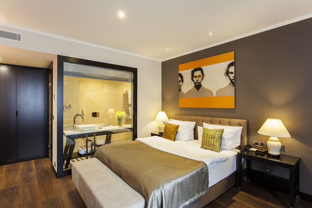 퀜틴 부티크 호텔(Quentin Boutique Hotel) Hotel Image 22 - Guestroom