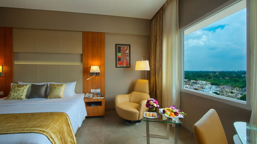 로얄 오키드 센트럴, 바도다라(Royal Orchid Central, Vadodara) Hotel Image 11 - Guestroom View