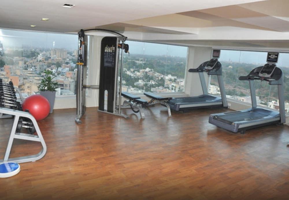 로얄 오키드 센트럴, 바도다라(Royal Orchid Central, Vadodara) Hotel Image 21 - Gym