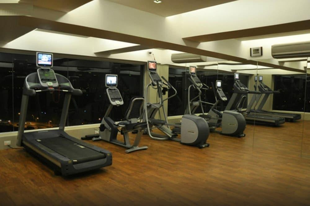 로얄 오키드 센트럴, 바도다라(Royal Orchid Central, Vadodara) Hotel Image 20 - Gym