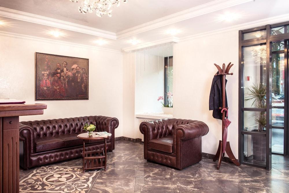 Отель «Грегуар»