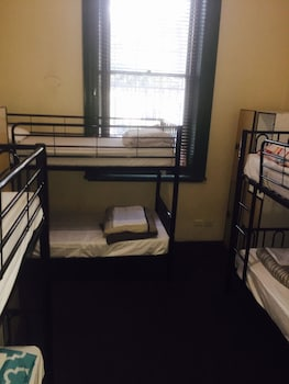 One Bed In Six Bed Female Dorm