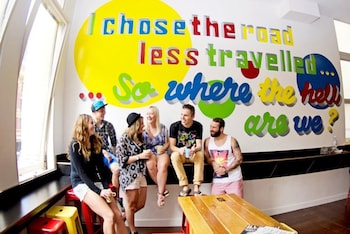 Hotel - United Backpackers Melbourne