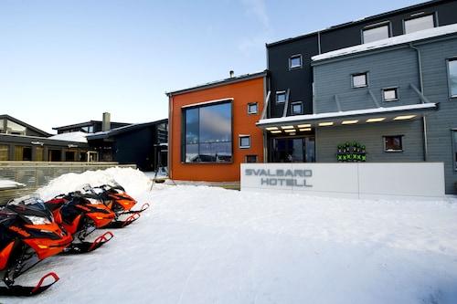 Svalbard Hotell - Polfareren