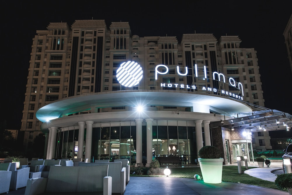 Отель Бадамдар, Баку, Азербайджан
