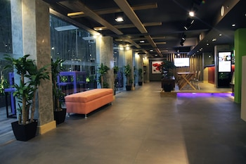 Guijo Suites Makati Lobby