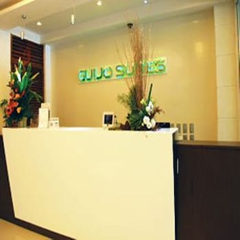 Guijo Suites Makati Reception