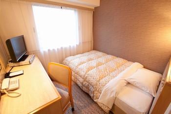 シングル ルーム(禁煙)|12㎡|富山マンテンホテル