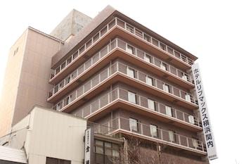 HOTEL LiVEMAX Yokohama-Kannai - Exterior  - #0