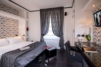 Superior Double Room, Balcony