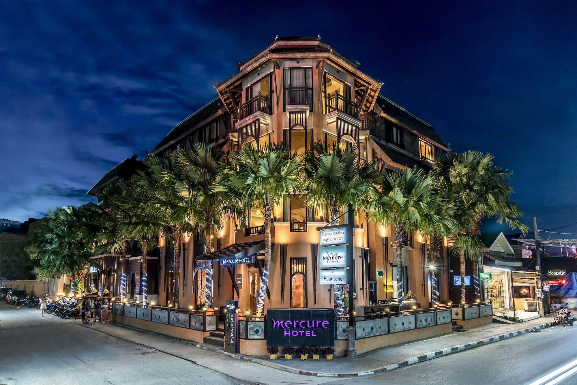 Mercure Samui Chaweng Tana Hotel, Ko Samui