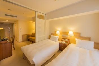 Standard İki Ayrı Yataklı Oda, Sigara İçilebilir
