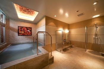 HOTEL COCO GRAND UENO SHINOBAZU Spa