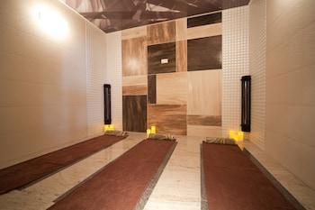 HOTEL COCO GRAND UENO SHINOBAZU Sauna